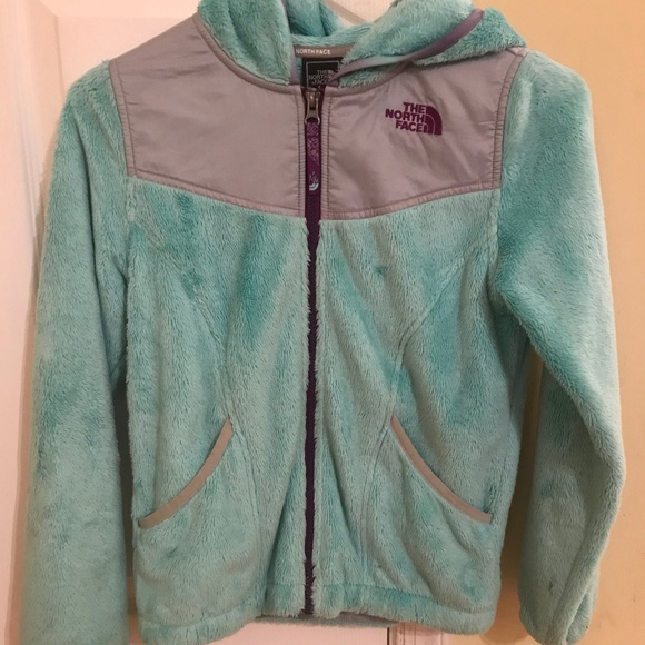 3da7c2f9d The North Face Girl's Oso Hoodie